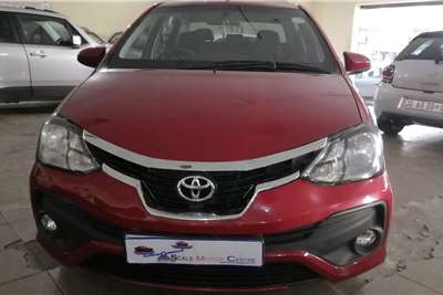 Used 2020 Toyota Etios Sedan ETIOS 1.5 Xi
