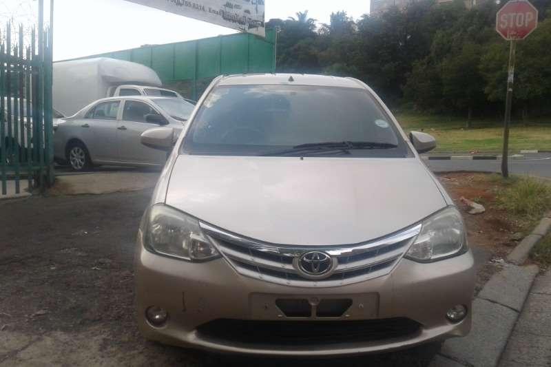 Toyota Etios Sedan ETIOS 1.5 Xs/SPRINT 2014