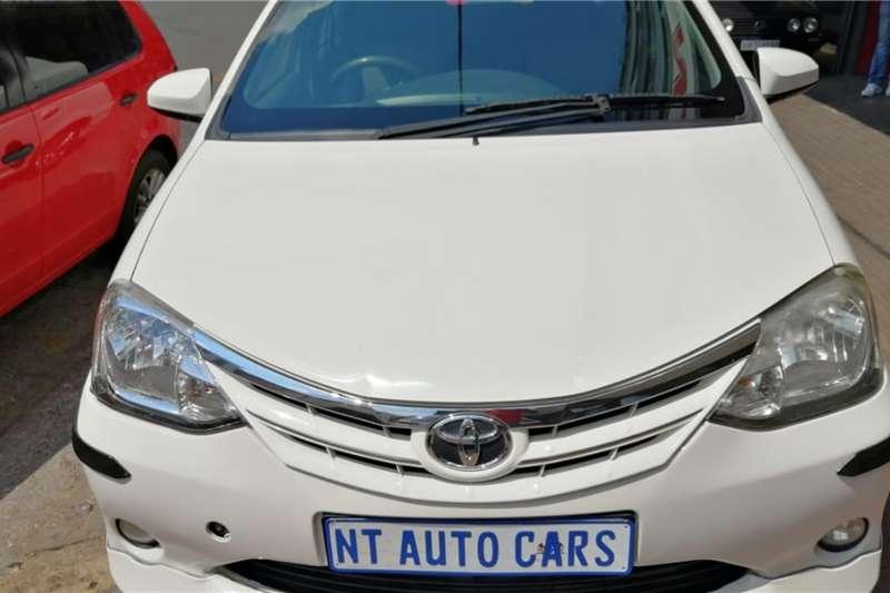 Used 2014 Toyota Etios Sedan ETIOS 1.5 Xs/SPRINT
