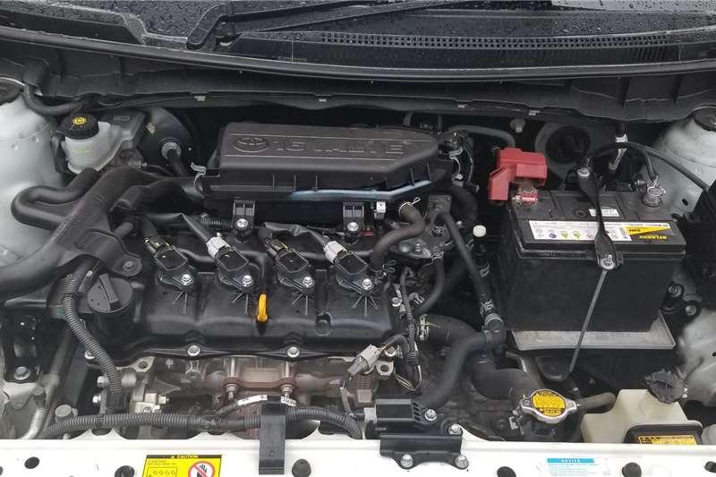 Toyota Etios Sedan ETIOS 1.5 Xs/SPRINT 2015