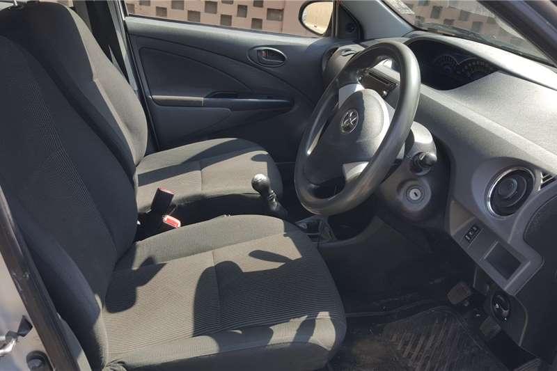 Toyota Etios Sedan ETIOS 1.5 Xs/SPRINT 2017