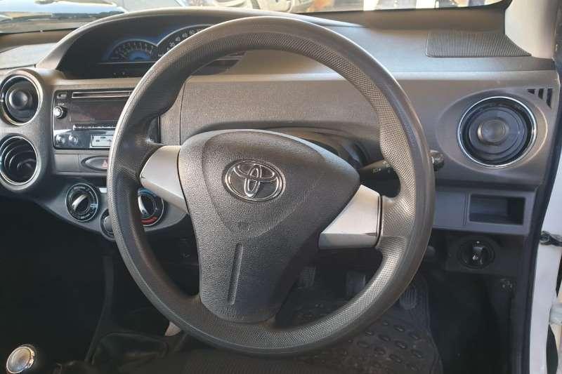Used 2017 Toyota Etios Sedan ETIOS 1.5 Xs/SPRINT