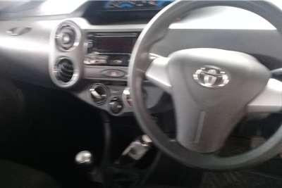 Toyota Etios Sedan ETIOS 1.5 Xs/SPRINT 2018