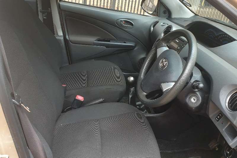 Used 2018 Toyota Etios Sedan ETIOS 1.5 Xs/SPRINT