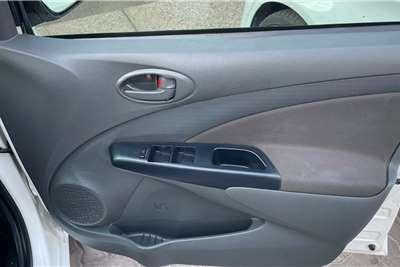 Used 2018 Toyota Etios Sedan ETIOS 1.5 Xs/SPRINT