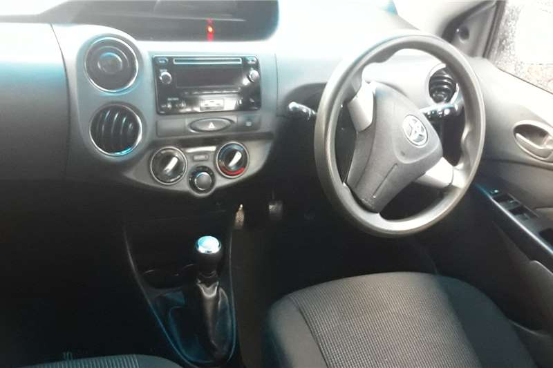 Toyota Etios Sedan ETIOS 1.5 Xs/SPRINT 2019
