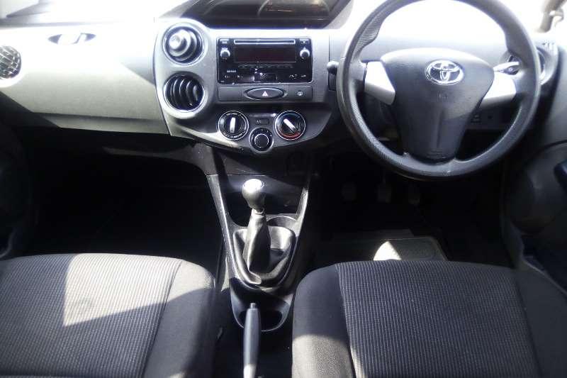 Toyota Etios Sedan ETIOS 1.5 Xs/SPRINT 2020
