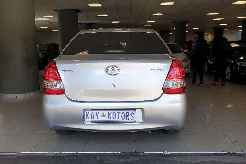 2018 Toyota Etios sedan ETIOS 1.5 Xi