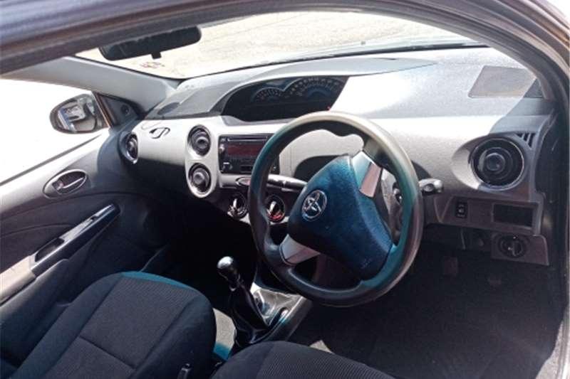 Toyota Etios Sedan Toyota Etois 1.5 petrol in a very good perfect con 2018