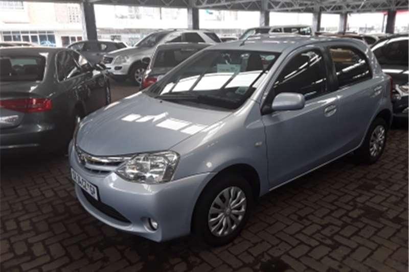 Toyota Etios Toyota Etios 1.5 xs 2013
