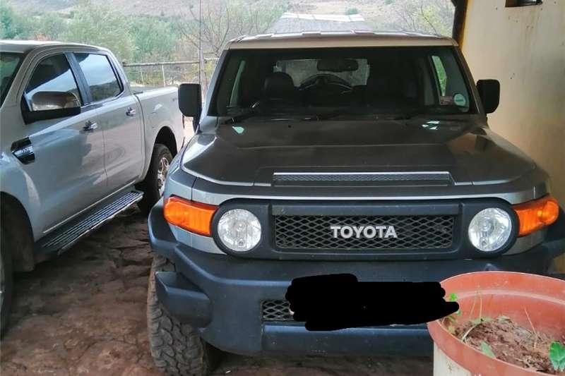 Used 0 Toyota FJ Cruiser
