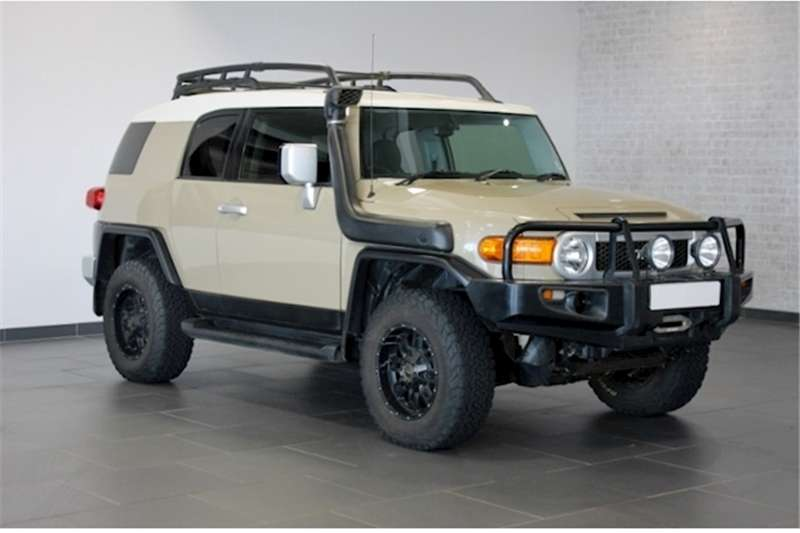 Toyota FJ Cruiser FJ Cruiser for sale in Freestate | Auto Mart