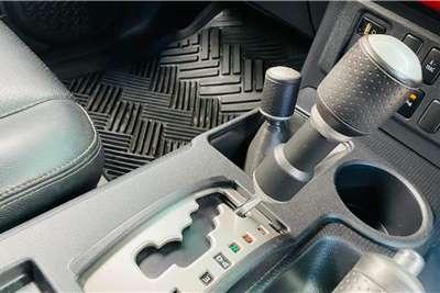 Toyota FJ Cruiser 2012
