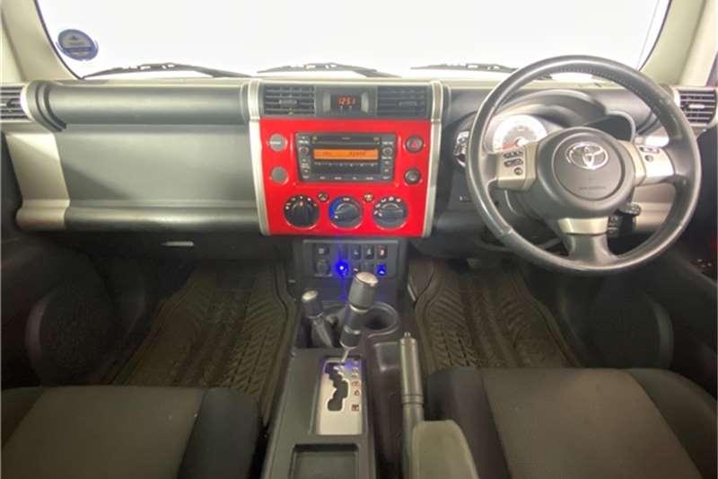 Used 2012 Toyota FJ Cruiser