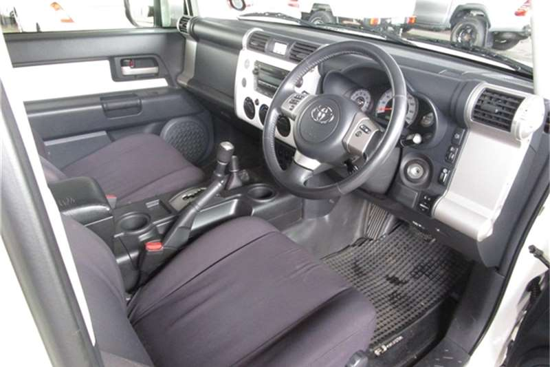 Used 2015 Toyota FJ Cruiser