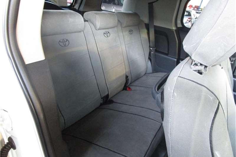 Used 2016 Toyota FJ Cruiser
