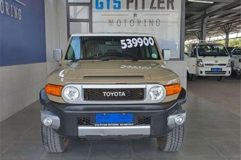 Used 2017 Toyota FJ Cruiser