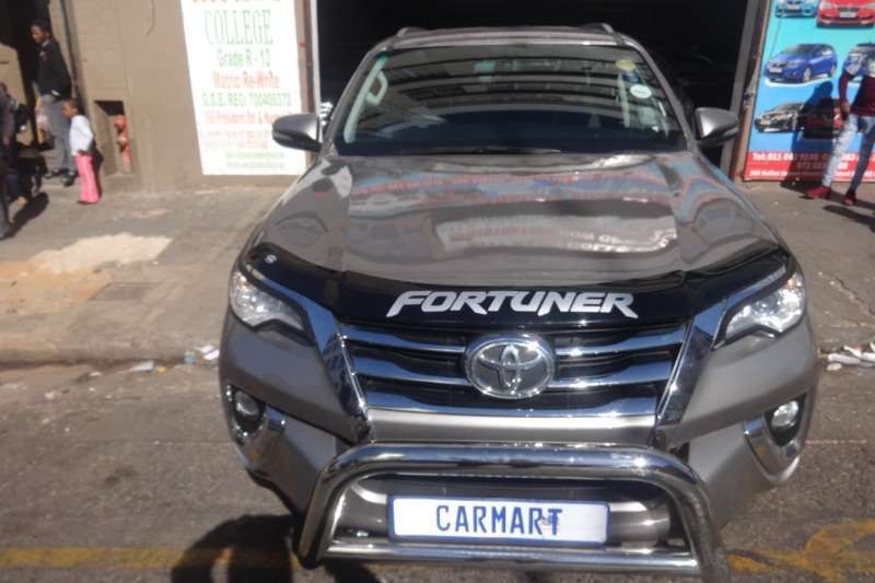 Toyota Fortuner 2.4GD-6 2016