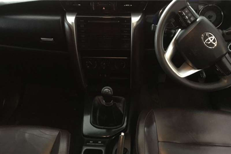 Used 2016 Toyota Fortuner 2.4GD 6