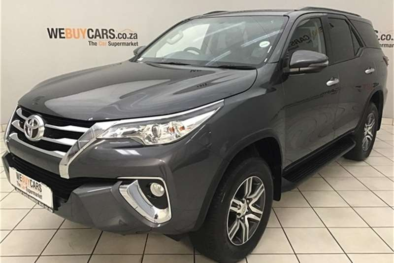 Toyota Fortuner 2.4GD-6 2017