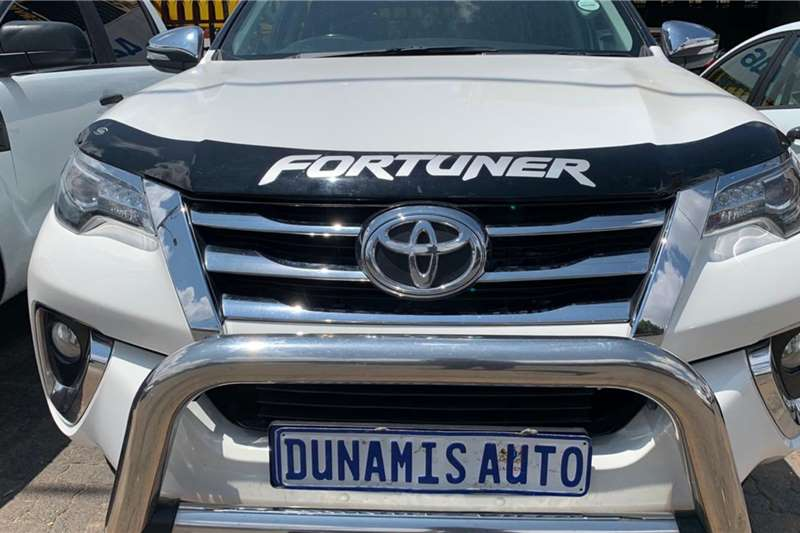 Toyota Fortuner 2.4GD 6 2017
