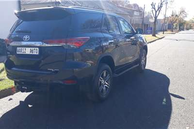 Used 2017 Toyota Fortuner 2.4GD 6