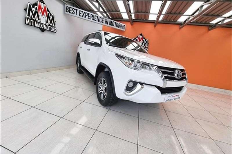 2017 Toyota Fortuner Fortuner 2.4GD-6