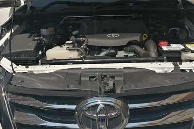 Toyota Fortuner 2.4GD 6 2018