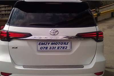 Used 2018 Toyota Fortuner 2.4GD 6