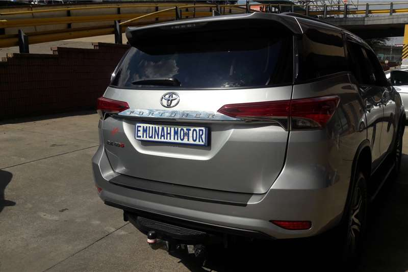 Toyota Fortuner 2.4GD 6 2019