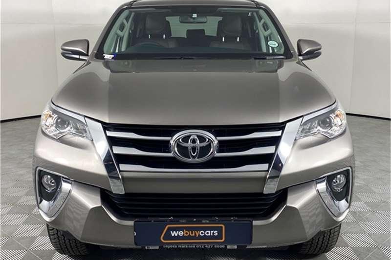 2019 Toyota Fortuner Fortuner 2.4GD-6