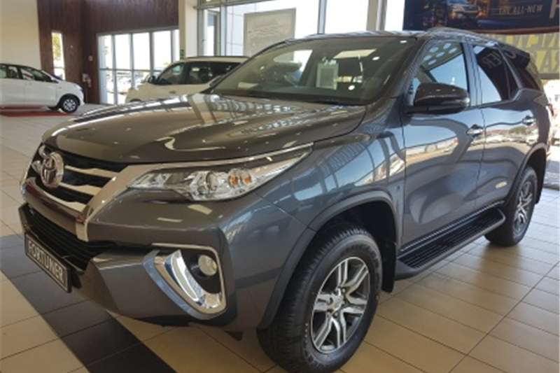 Toyota Fortuner 2.4GD 6 2020