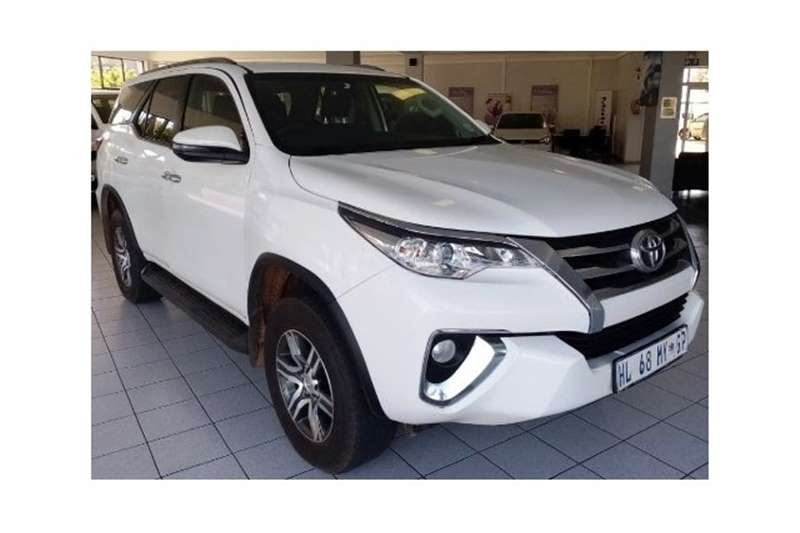 Toyota Fortuner 2.4GD 6 4X4 A/T 2018