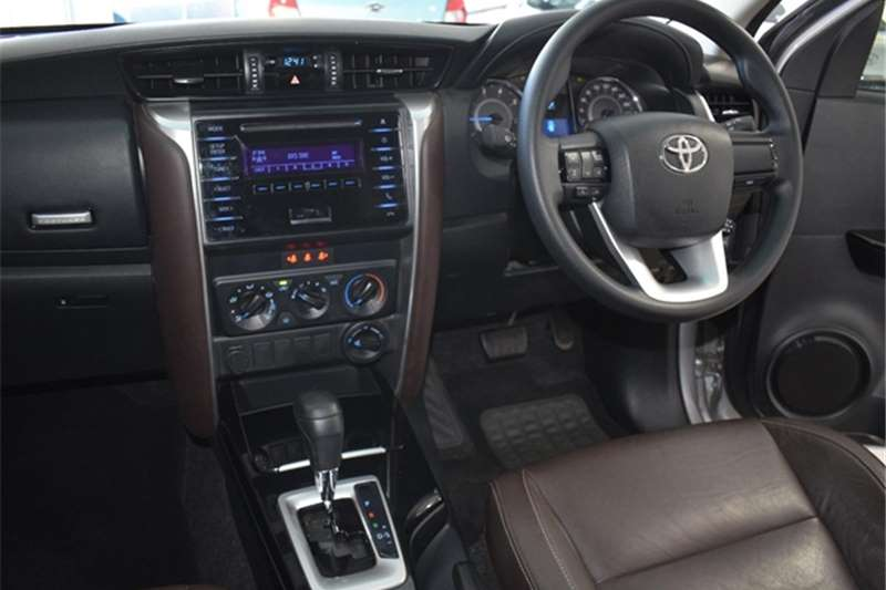 2018 Toyota Fortuner FORTUNER 2.4GD-6 4X4 A/T