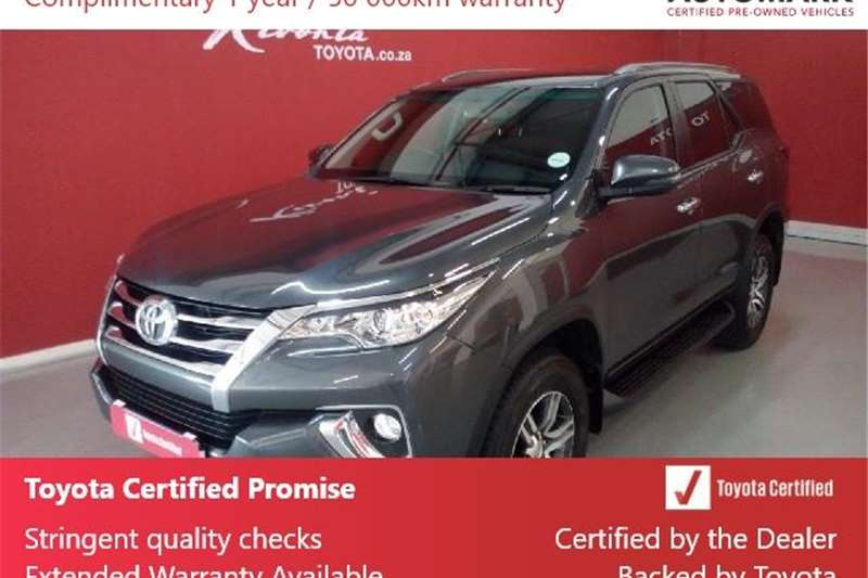 Toyota Fortuner 2.4GD 6 4X4 A/T 2019