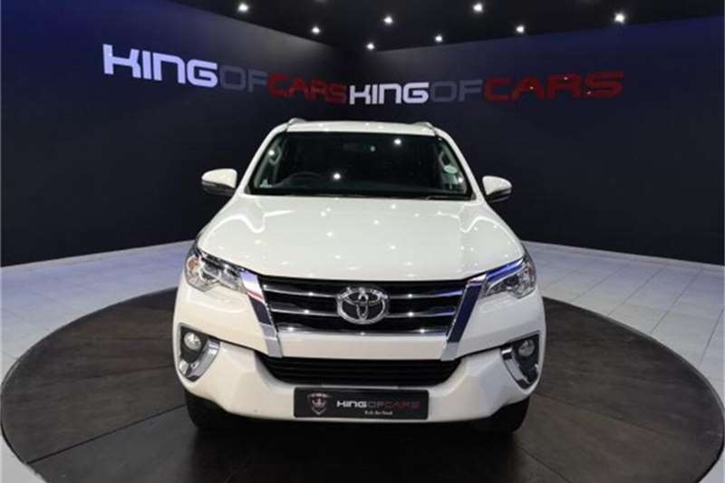 Used 2019 Toyota Fortuner FORTUNER 2.4GD 6 4X4 A/T