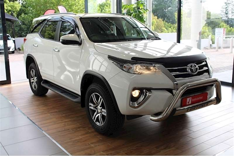 Toyota Fortuner 2.4GD 6 4X4 A/T 2020