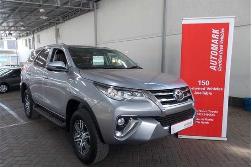 Toyota Fortuner 2.4GD 6 4x4 Auto 2018