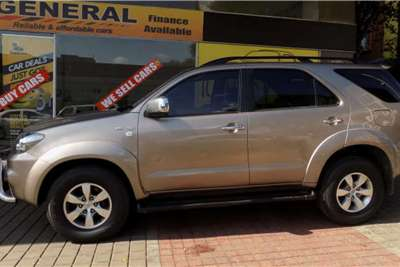 Used 2007 Toyota Fortuner 2.4GD 6 auto