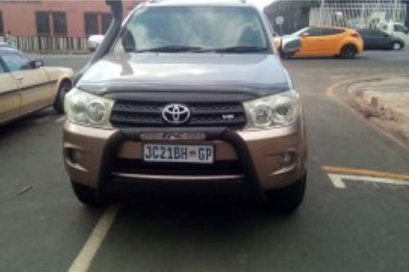Toyota Fortuner 2.4GD 6 auto 2009