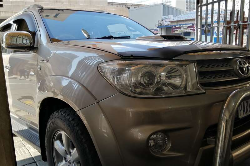 Toyota Fortuner 2.4GD 6 auto 2010