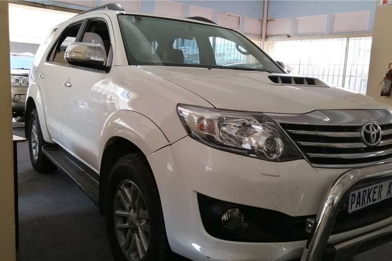 Toyota Fortuner 2.4GD 6 auto 2013