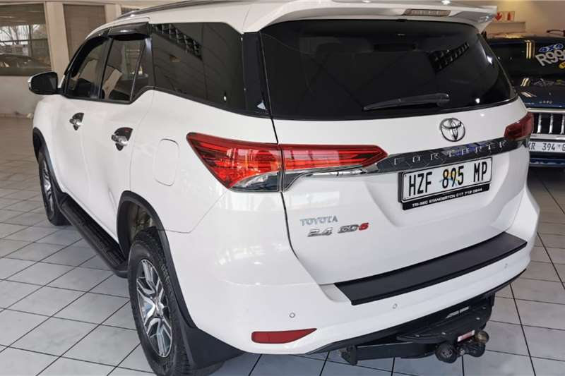 Used 2016 Toyota Fortuner 2.4GD 6 auto