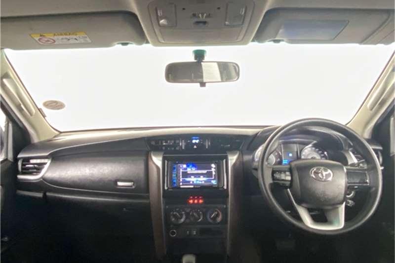 2016 Toyota Fortuner Fortuner 2.4GD-6 auto
