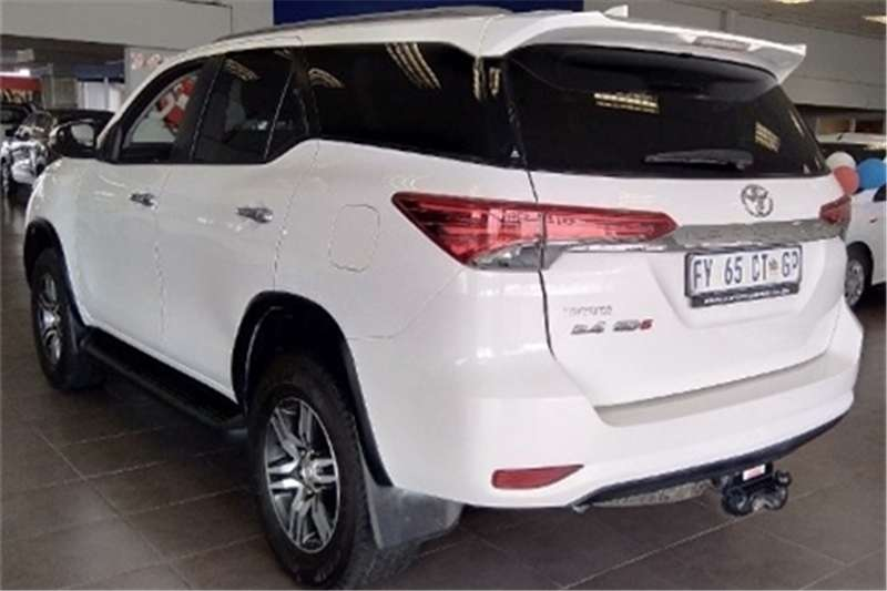 Toyota Fortuner 2.4GD-6 auto 2017