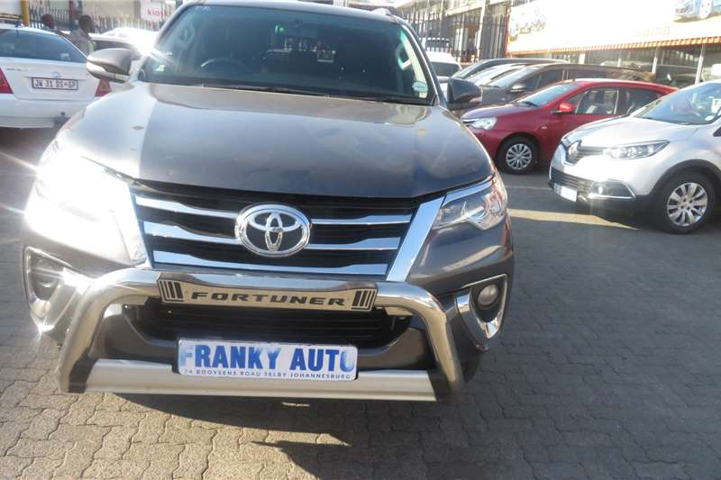 Used 2017 Toyota Fortuner 2.4GD 6 auto