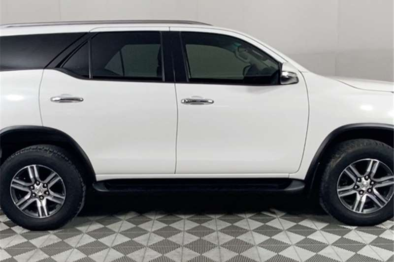 2017 Toyota Fortuner Fortuner 2.4GD-6 auto
