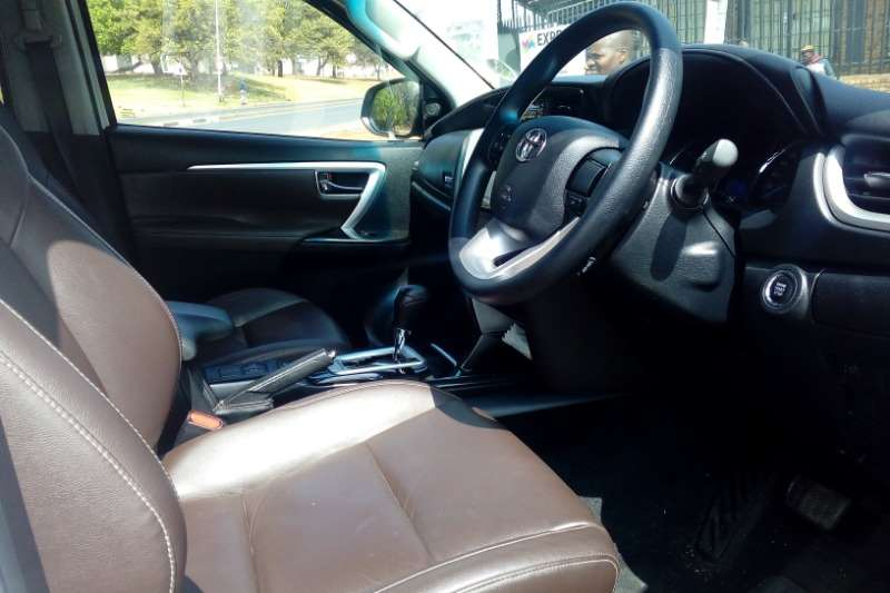Toyota Fortuner 2.4GD-6 auto 2018