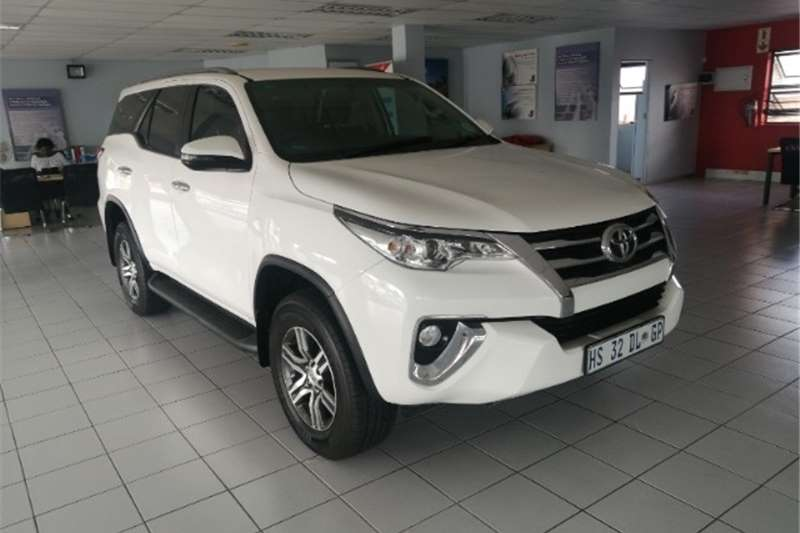 Toyota Fortuner 2.4GD 6 auto 2018
