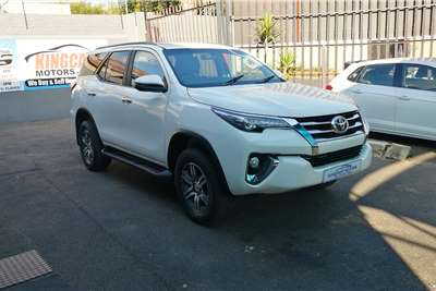 2018 Toyota Fortuner Fortuner 2.4GD-6 auto
